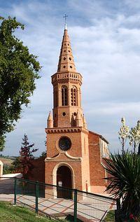 L'église Saint Saturnin de Mons