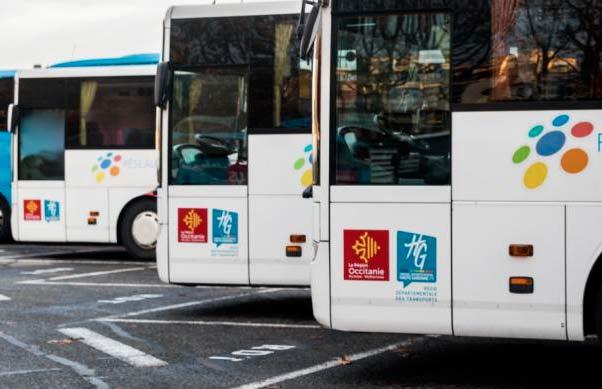 Les transports à Mons