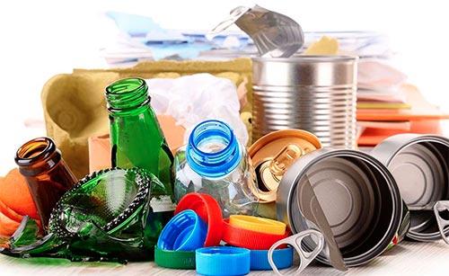 Gestion des déchets - commune de Mons